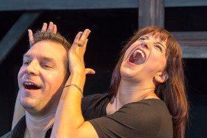 Peter and Rachel