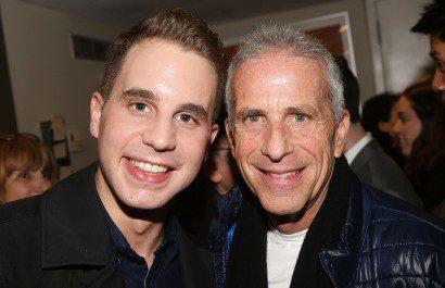 Ben Platt and Marc Platt