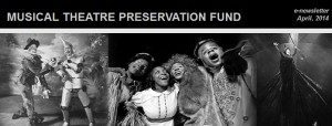 Musical Theatre Preservation Fund screenshot