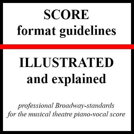 Score illustrated