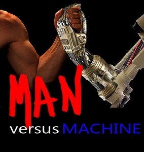 Man V. Machine