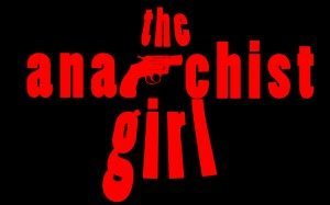 anarchist girl logo