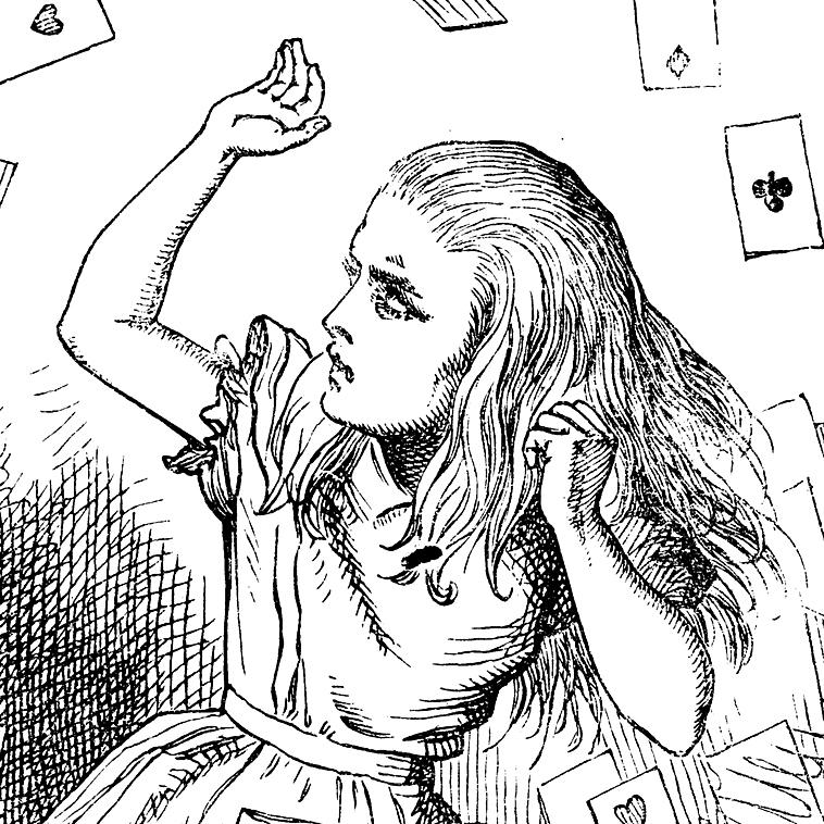 A Staged Reading of Wonderland Wars