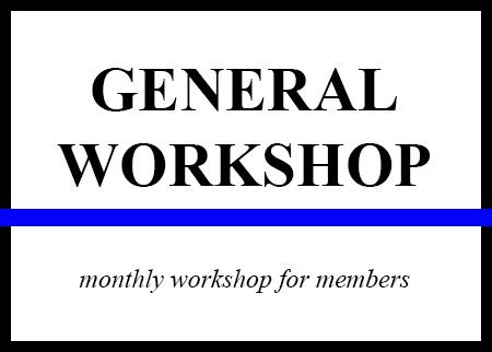 GENERAL WORKSHOP - REHEARSAL READING #5