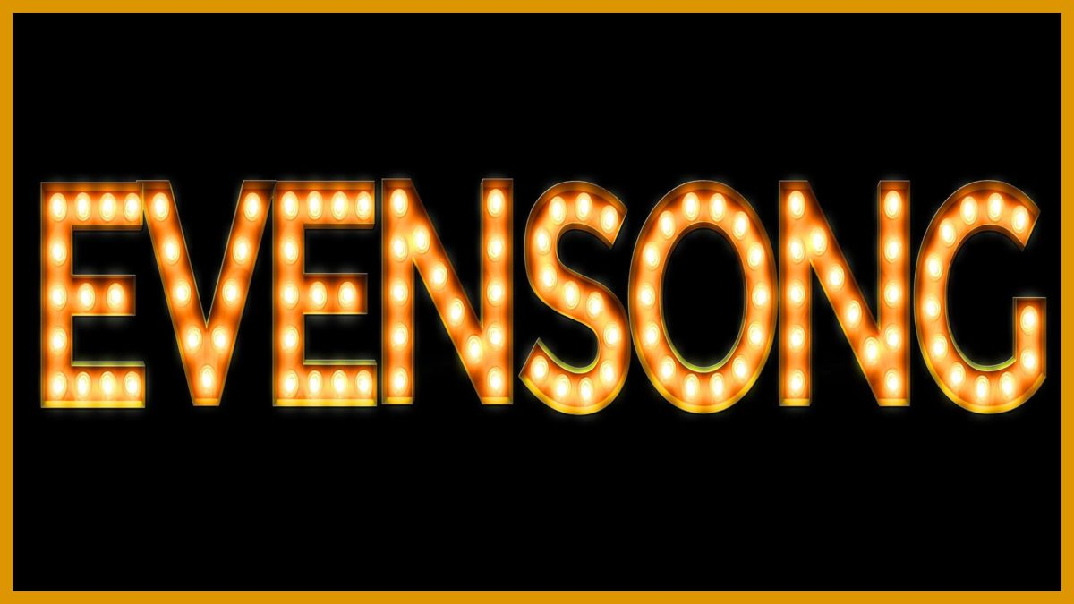 Musical Theatre Evensong Service