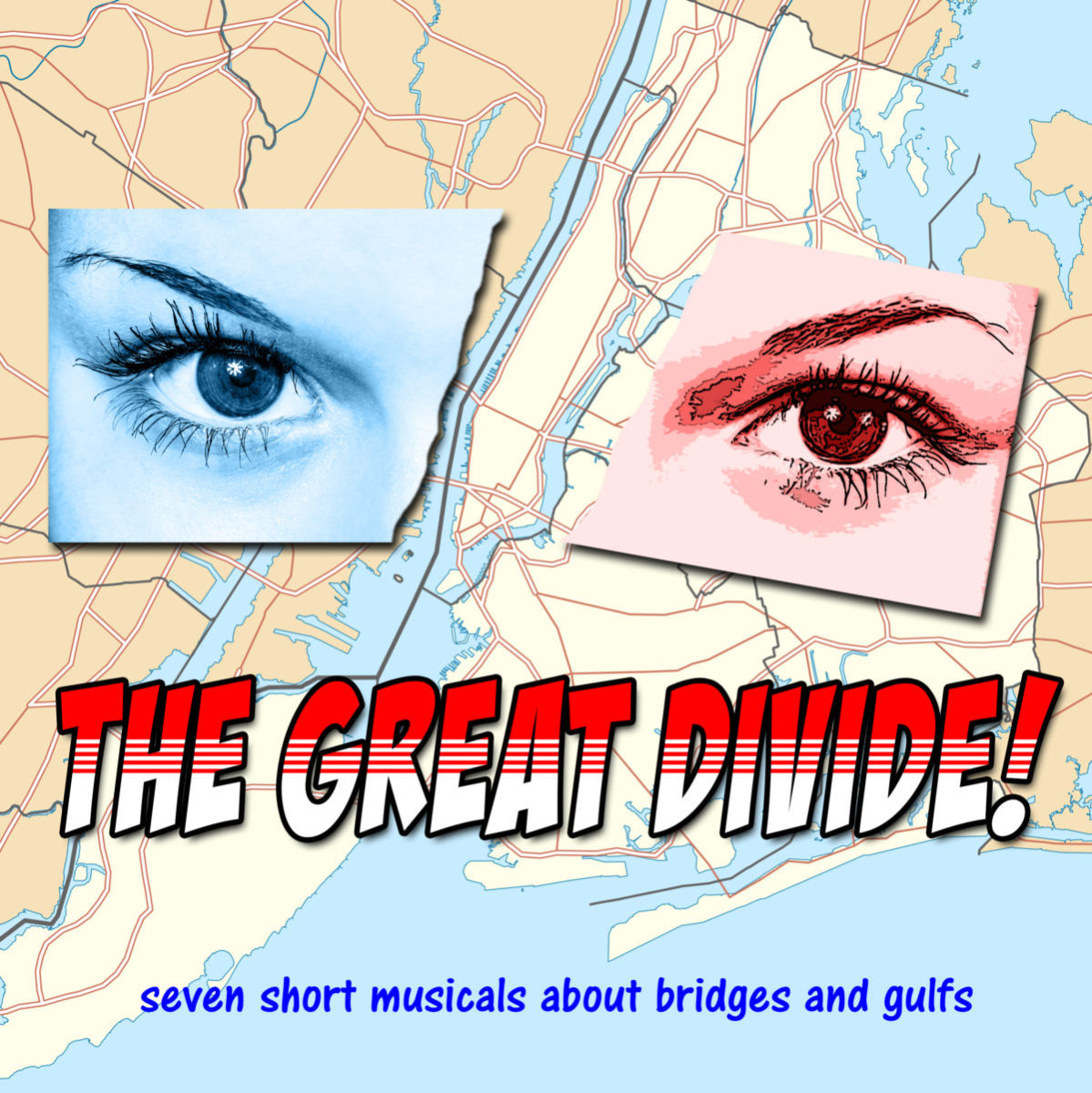 15 Minute Musicals 2018 - THE GREAT DIVIDE