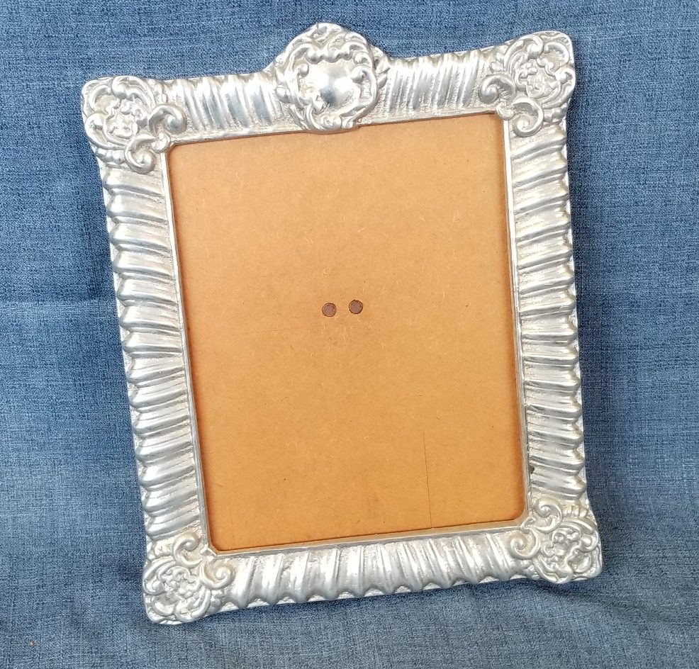 cb1a339741 Pewter Picture Frame – no glass