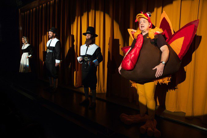 Playwrights Horizon's The Thanksgiving Play Extends Off-Broadway