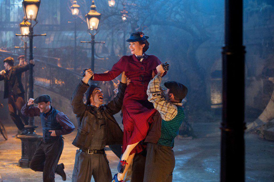 Watch Emily Blunt, Lin-Manuel Miranda, Meryl Streep, and More Talk the Magic of Mary Poppins Returns