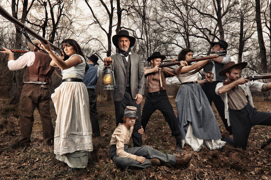 Immersive Shenandoah, Starring Taylor Hicks and Rachel Potter, Opens at Serenbe March 15
